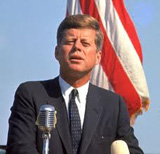 Kennedy's 1962 moon speech